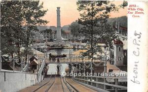 New Haven, Connecticut, CT, USA Postcard White City 1907