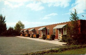 Pennsylvania Ephrata Clister Motor Court 1960