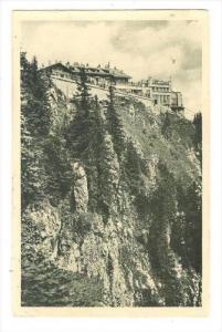 Bergstation Der Raxbahn. Wien, Austria, 1900-1910s