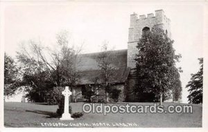 Real Photo - Episcopal Church North Lake, Wis, USA Unused