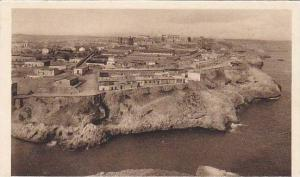 Spain Melilla Acantilados y Barrio de la Alcazaba