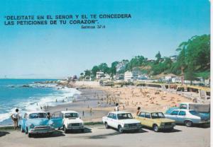 Balneario CONCON,Valparaiso, Chile 50-70s:  Beach