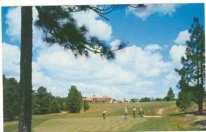 Golf, First Green #3 Course , Pinehurst, North Carolina, 40-60s