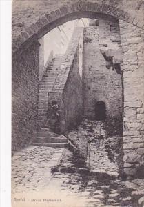 Italy Assisi Strade Medioevali
