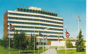 Canada City Hall Edmonton Albereta