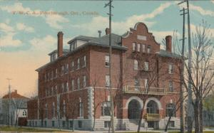 PETERBOROUGH , Ontario , 1921 ; Y.W.C.A.