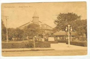 The Auditorium, Ocean Grove, New Jersey, PU