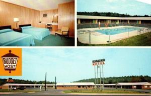 Georgia Calhoun Shepherd Motel & Restaurant