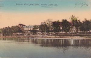 Winona Hotel and Lake, Winona Lake, Indiana, 00-10s