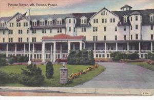 Pocono Haven, Mt Pocono, Pennsylvania, 1930-40s