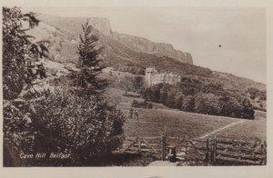 RP: BELFAST , Northern Ireland , 00-10s ; Cave Hill