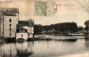 CPA La FLECHE - Moulin sur le Loir (390922)