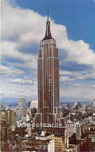 Empire State Building in New York City, New York