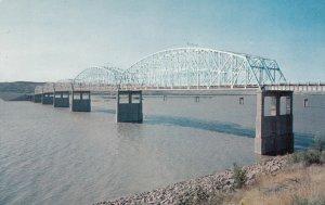 CHAMBERLAIN , South Dakota , 1950-60s S.D's Largest Bridge