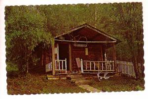 Robert W Service Cabin, Dawson City, Yukon, Photo JH Bell