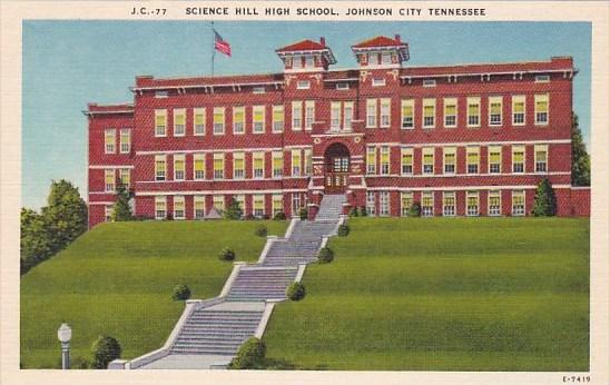 Tennessee Johnson City Science Hill High School