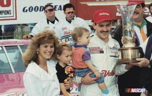 NASCAR Winston Cup Davey Allison With Family #28 Havoline Texaco A Tribute To...