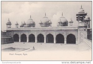 Pearl Mosque Agra India