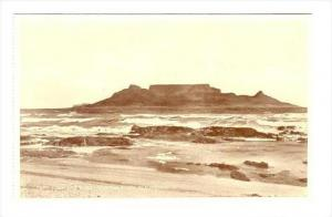 Cape Town & Table Mountain From Blauwberg, South Africa, 1900-1910s