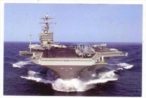 US Navy Aircraft Carrier, #12 / 16 , 80-90s