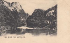 The High Tor , MATLOCK , UK , 1903 ; TUCK321 I