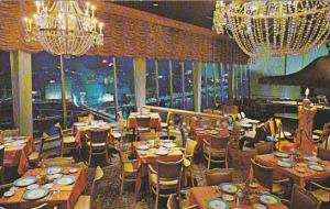 Le Mont Top Of The Town Restaurant Pittsburg Pennsylvania