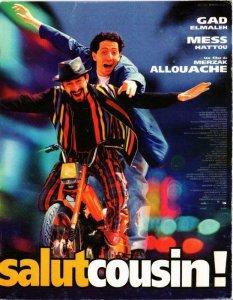 CPM AK Salut Cousin CINEMA FILM (780640)