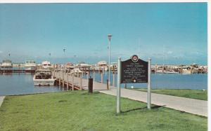 Leland Yacht Harbor, LELAND, Michigan, 40-60's
