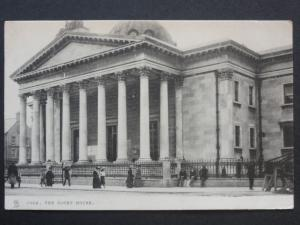 Ireland CORK The Court House c1906 Old Postcard by Raphael Tuck & Sons No.2025