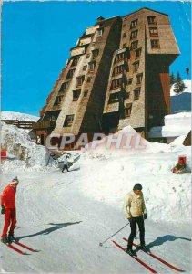 Postcard Modern Morzine (Haute Savoie) 1800 m alt Avoriaz Ski
