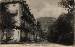 CPA LUCHON - Avenue du Casino (582908)