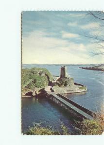 Postcard Oldest Norman Castle Ferrycarrig Wexford Ireland Leprechaun   # 3756A