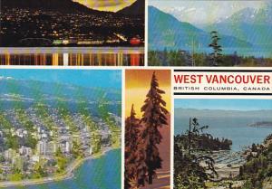 Canada Multi View West Vancouver British Columbia