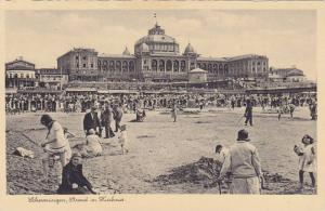 Scheveningen, Strand m. Kurhaus, South Holland, Netherlands, 10-20s