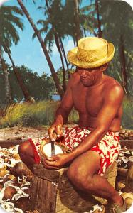 Fiji Copra Cutter  Copra Cutter
