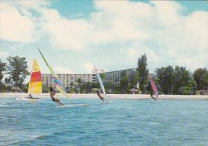 Saipan Windsurfing At Hyatt Regency