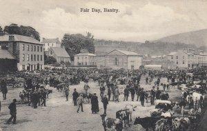 BANTRY , Cork , Ireland , 1909 ; Fair Day
