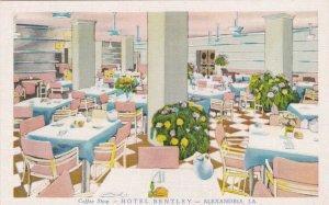 Louisiana Alexandria Coffe Shop Interior Hotel Bentley sk2346