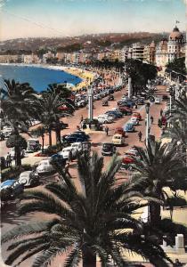 France La Cote d'Azur Nice Echappee sur la Promenade des Anglais Vintage Cars