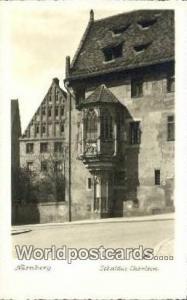 Nurnberg Germany, Deutschland Postcard Sebaldus Chorlein  Sebaldus Chorlein