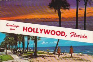 Greetings From Hollywood Florida
