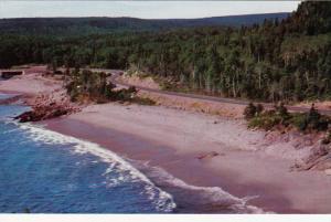 Scenic view,  Black Brook, Cabot Trail,  Cape Breton,  Nova Scotia,  Canada, ...