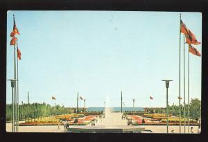 Toronto, Ontario, Canada Postcard, The Avenue Of The Islands