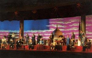 FL - Orlando. Walt Disney World. The Hall of Presidents