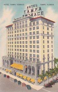Florida Tampa Hotel Tampa Terrace