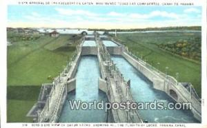 Panama Panama Canal Gatun Locks