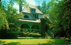 Georgia Atlanta Wren's Nest Former Home Of Joel Chandler Harris