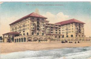 Exterior, Hotel Virginia, Long Beach, California,00-10s