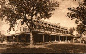 Wyoming Sheridan The Historic Sheridan Inn Albertype