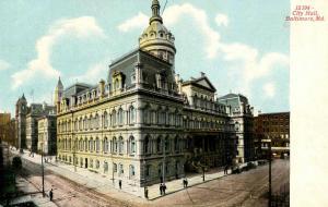 MD - Baltimore. City Hall